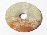 40 mm Donut fossile Koralle