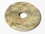 40 mm Donut fossile Koralle