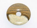 40 mm Donut Landschaftsjaspis