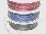 Baumwollband gewachst 0,7 mm