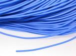 Kautschukband blau 2 mm